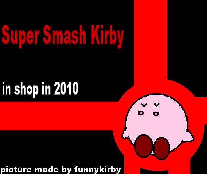 Super Smash Kirby