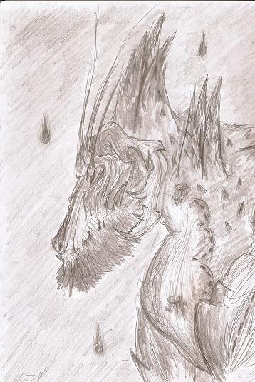 Elder Dragon (Forest Kami)