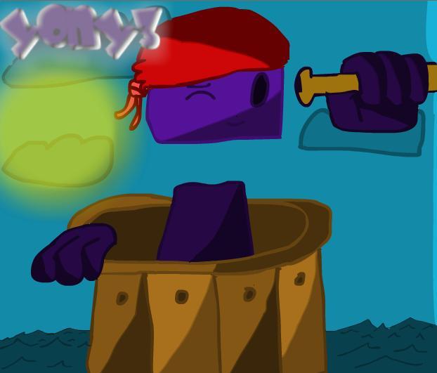 pirate yony