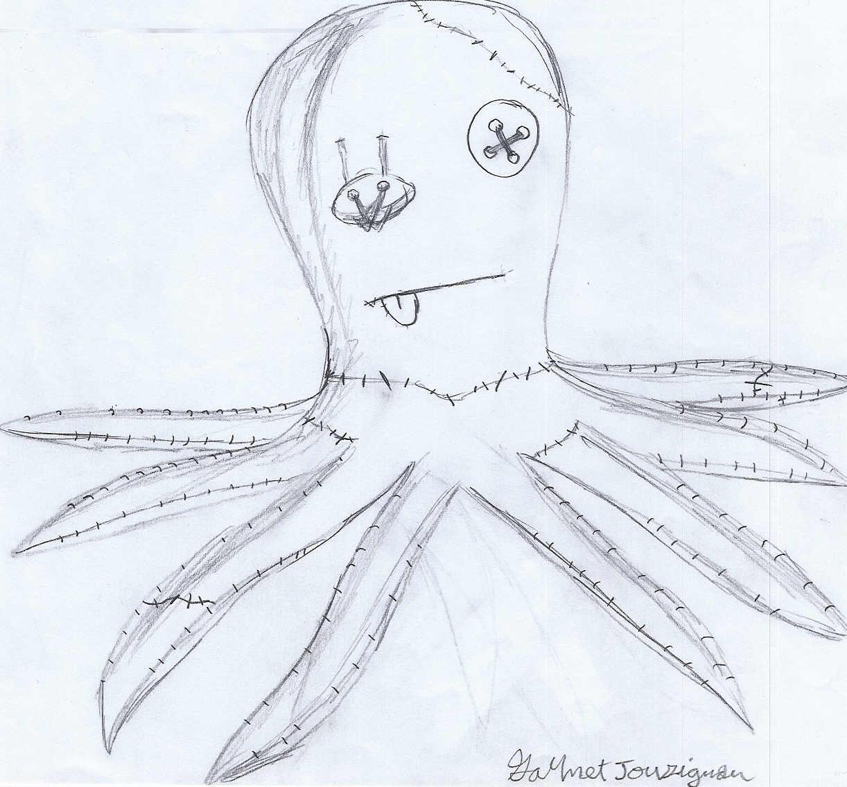 Stiches The Octipus