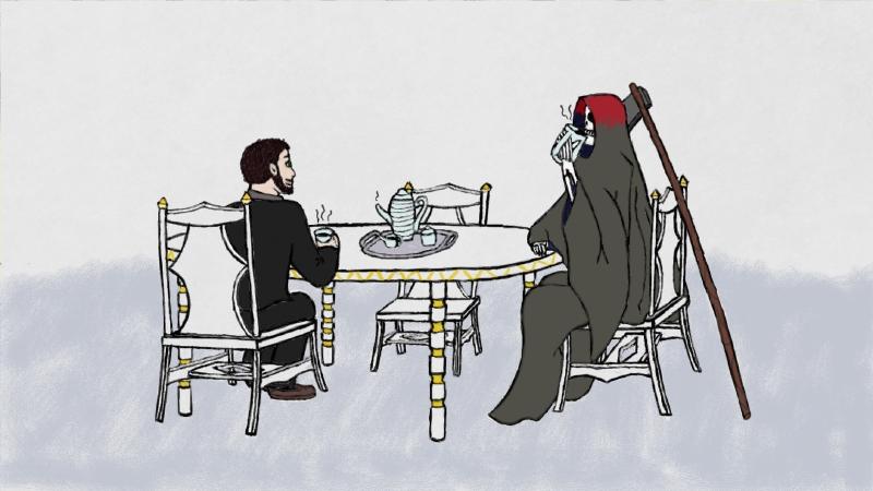 Tea with Death