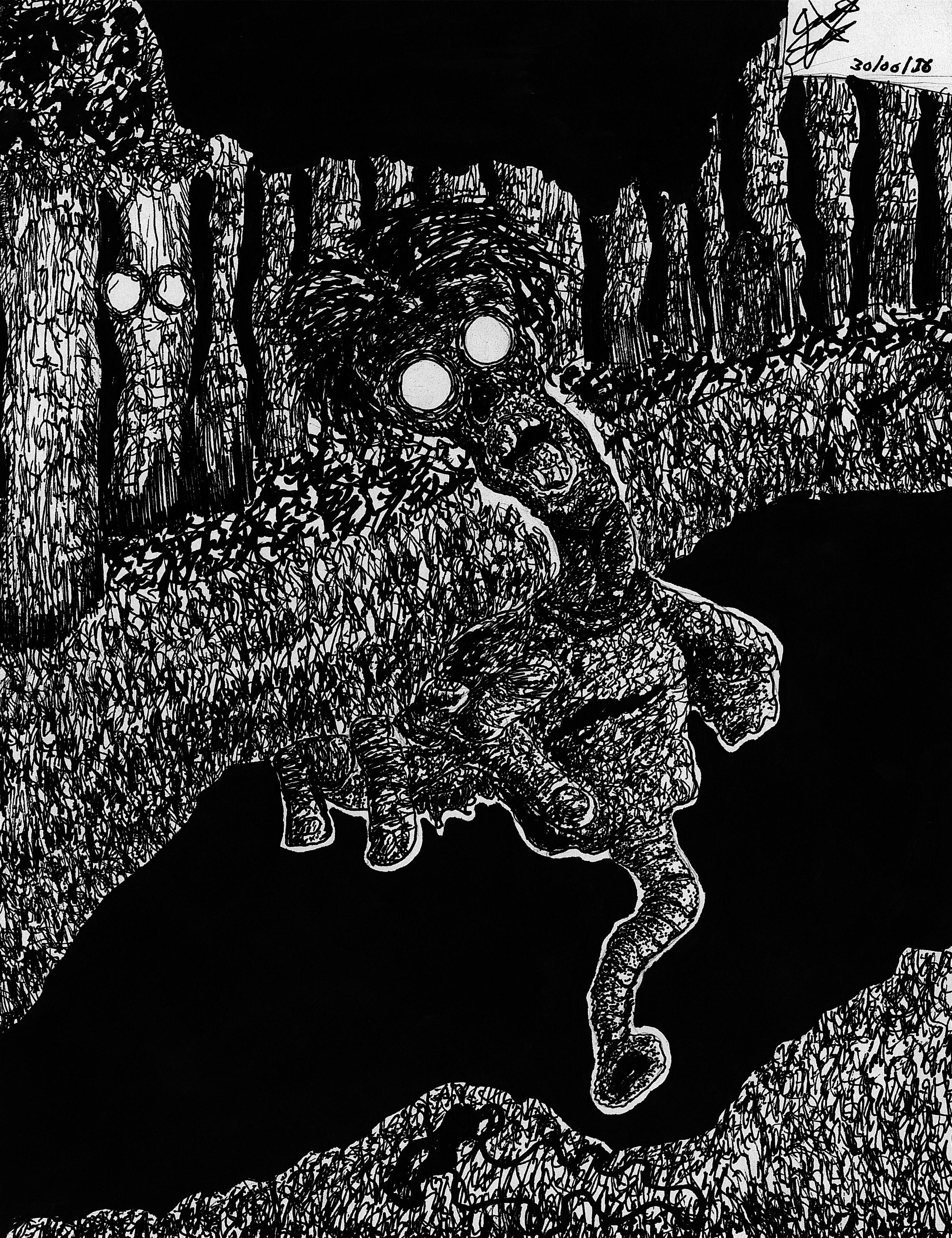Intestinal zombie
