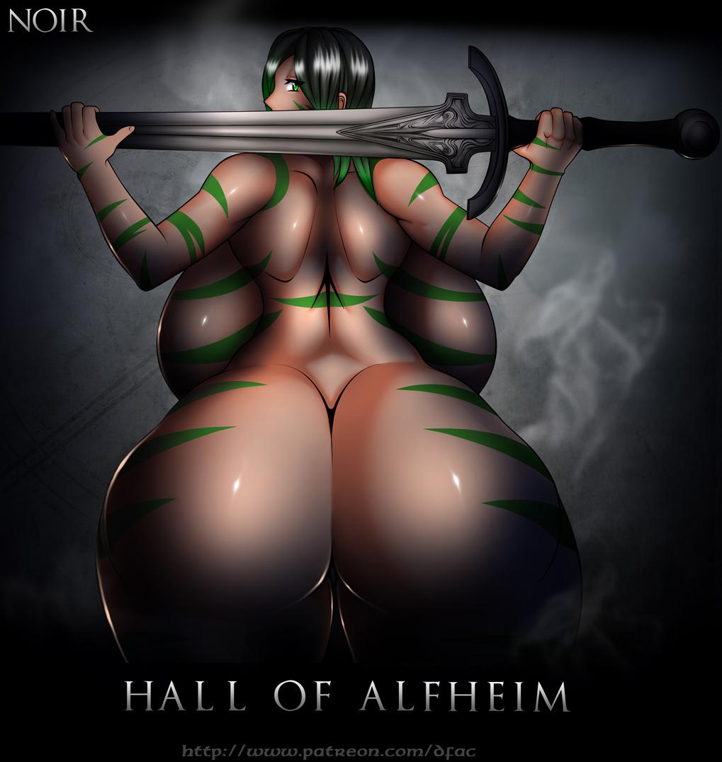Hall of Alfheim promo- Noir