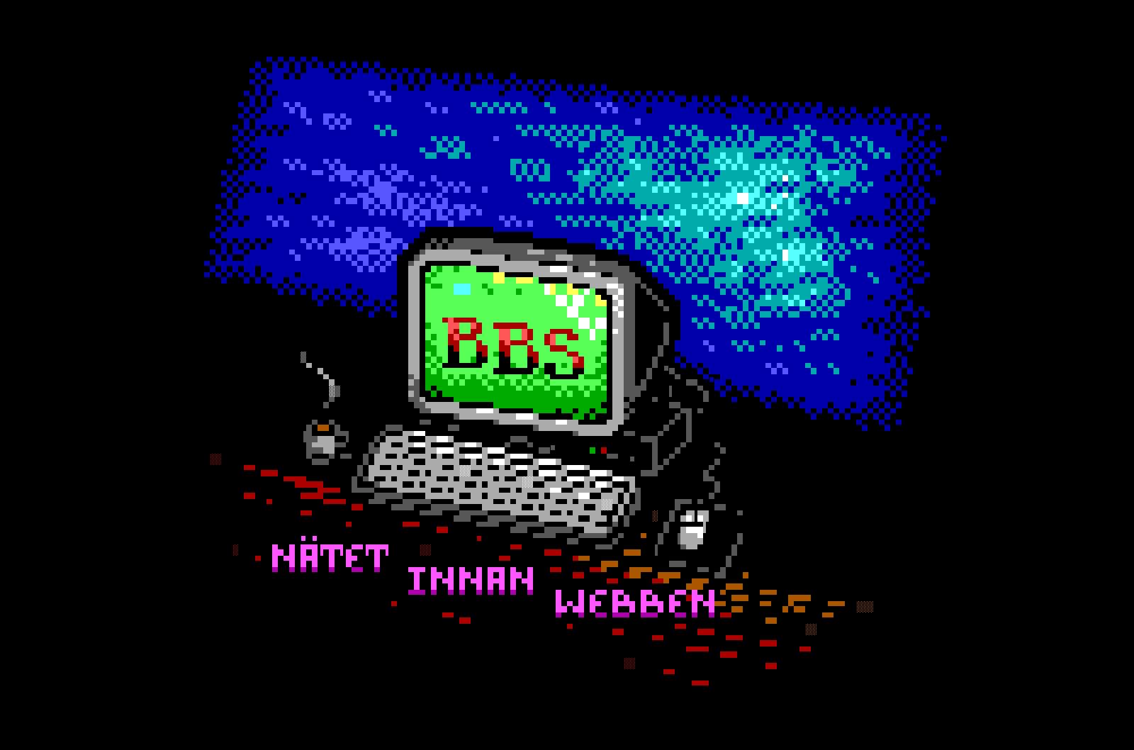 BBS Doc Intro Screen
