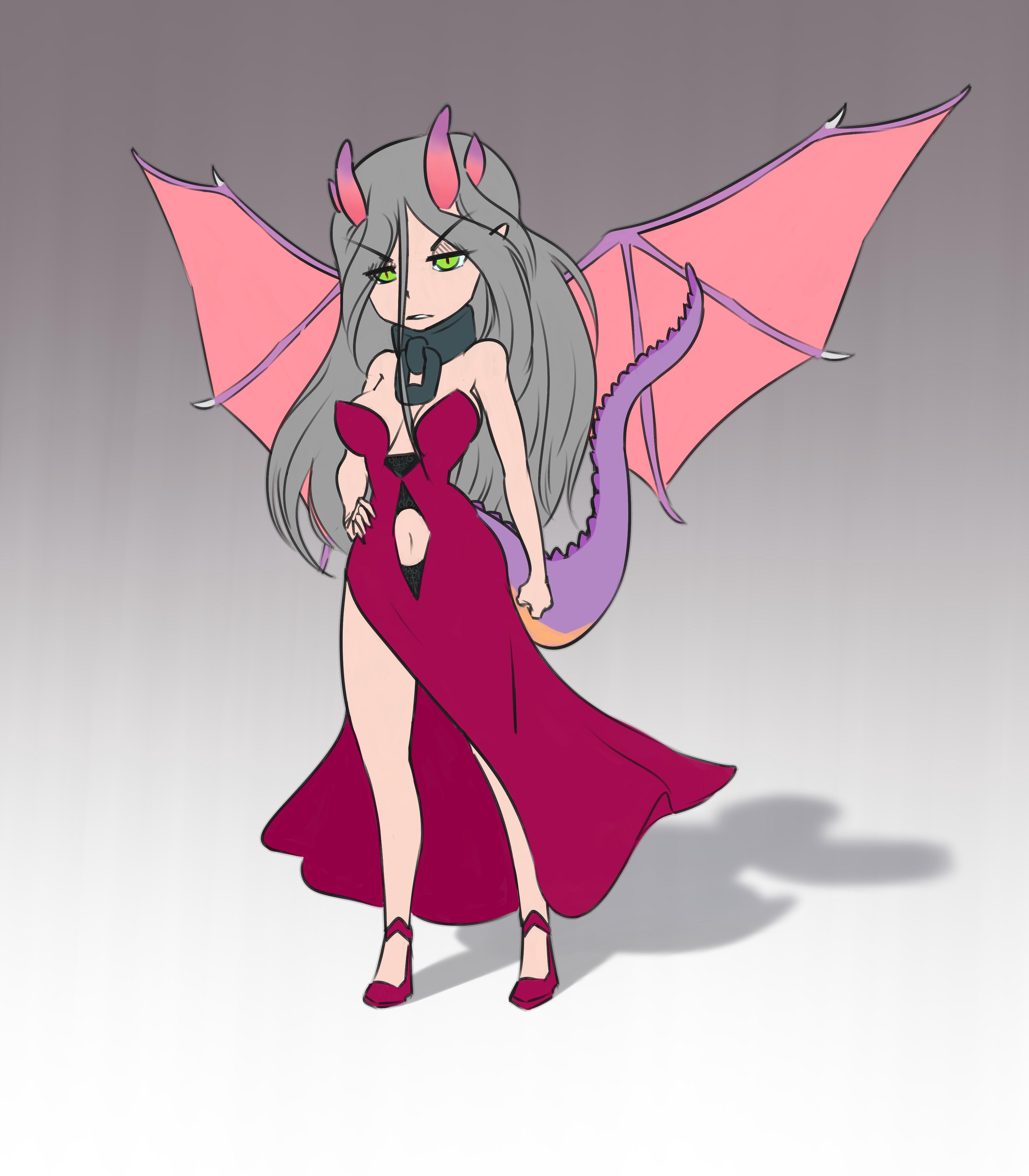 Ballgown Dragon