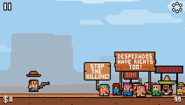 Desperados have rights too!