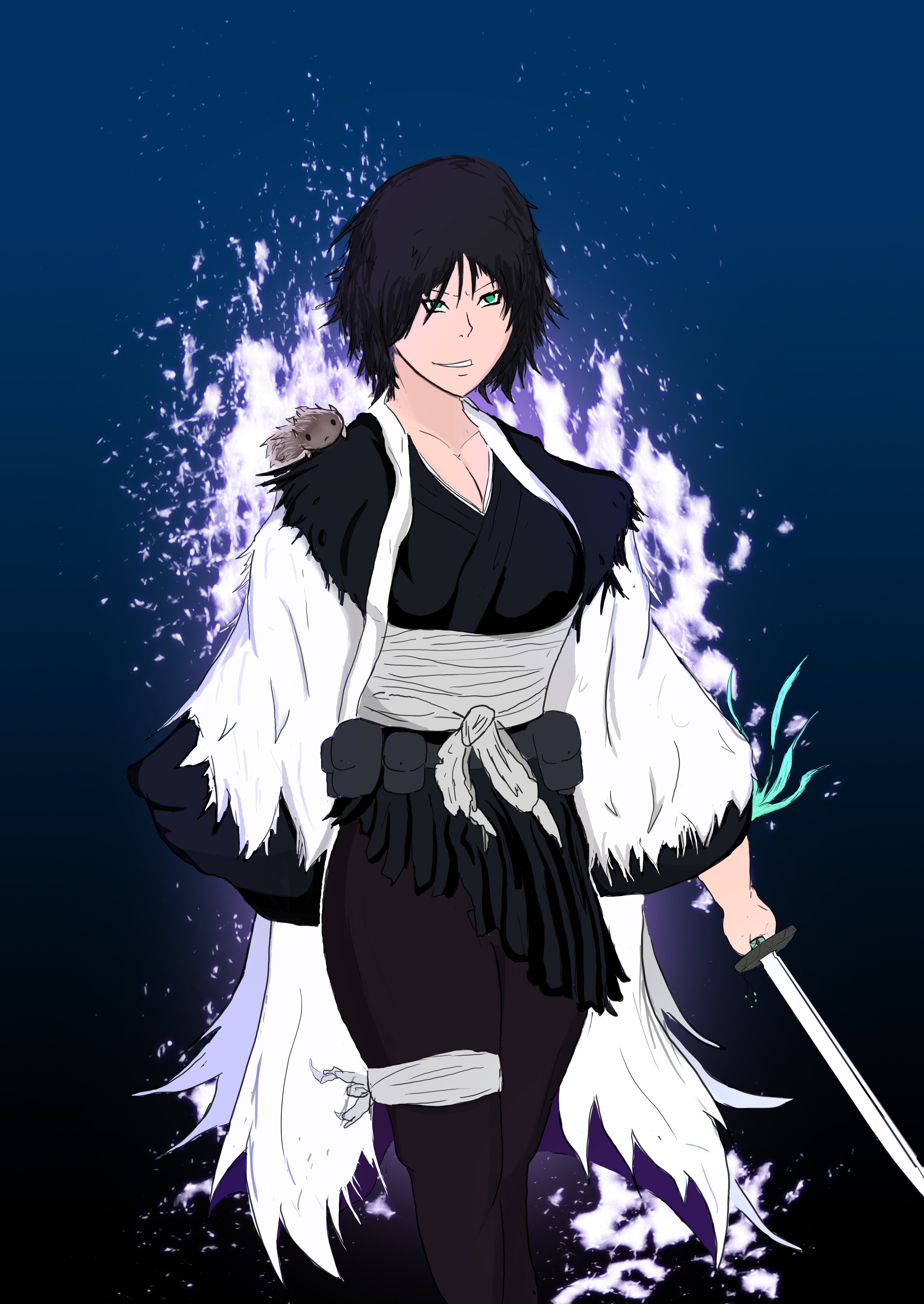 Bleach Character Request