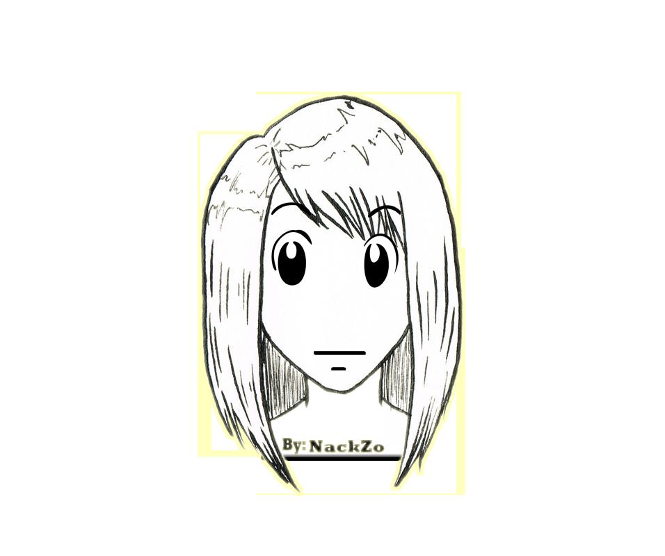 Woman Anime