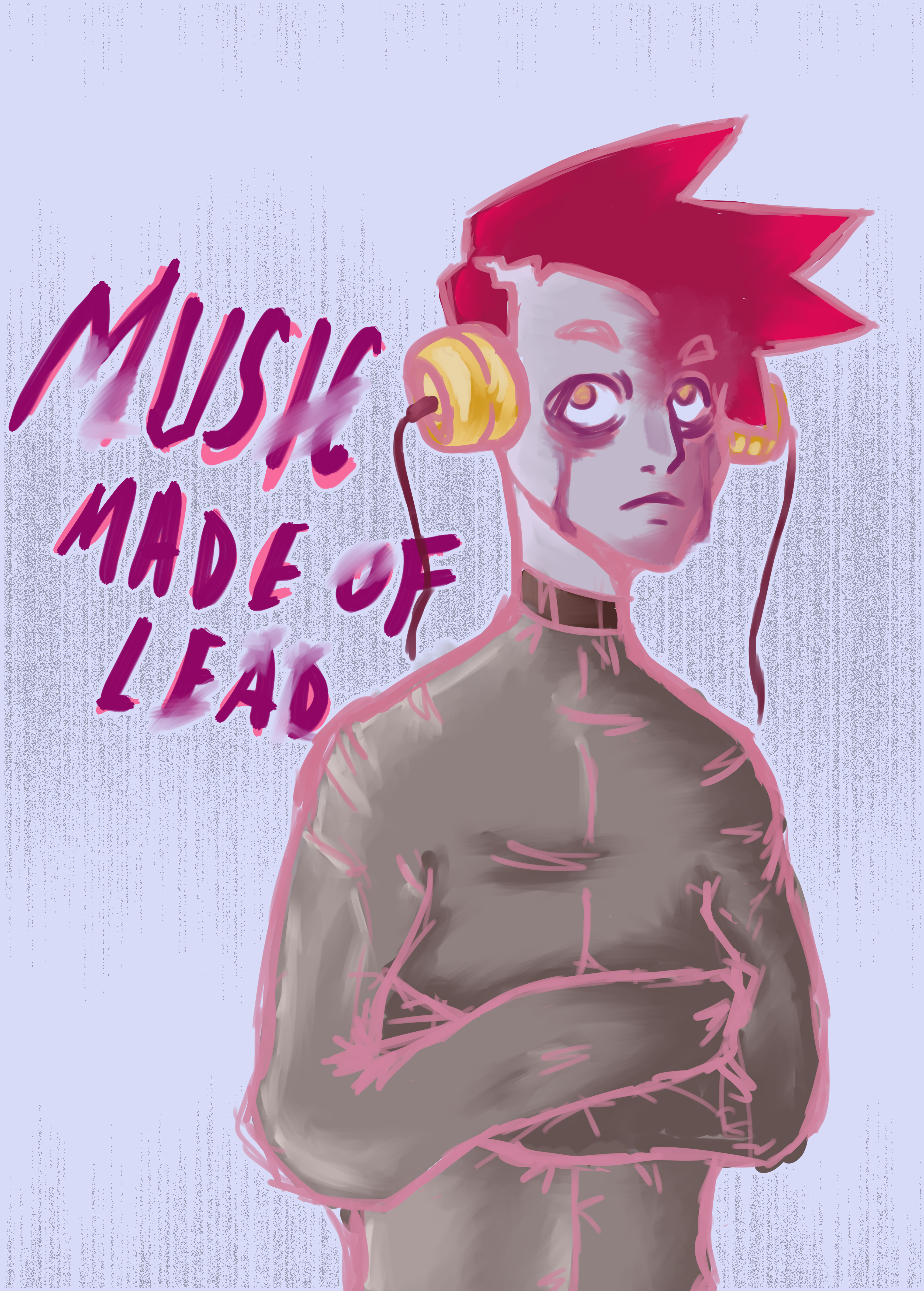 Music made of lead