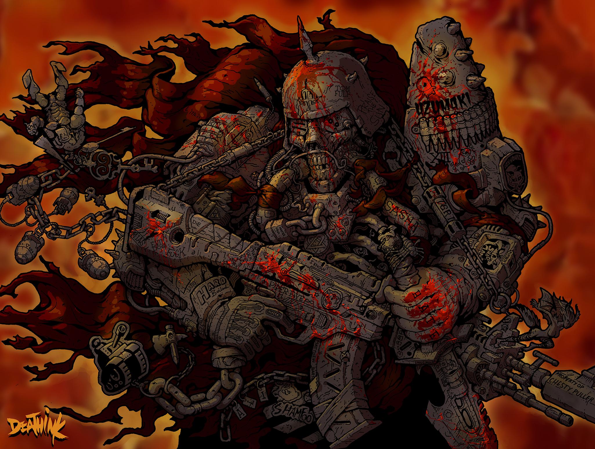 Necrobot Hell Mode