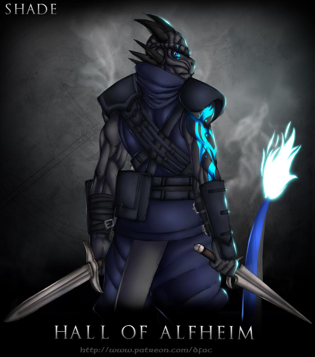Hall of Alfheim promo- Shade
