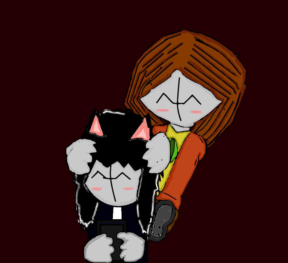 Cutie Swfr and KingX0