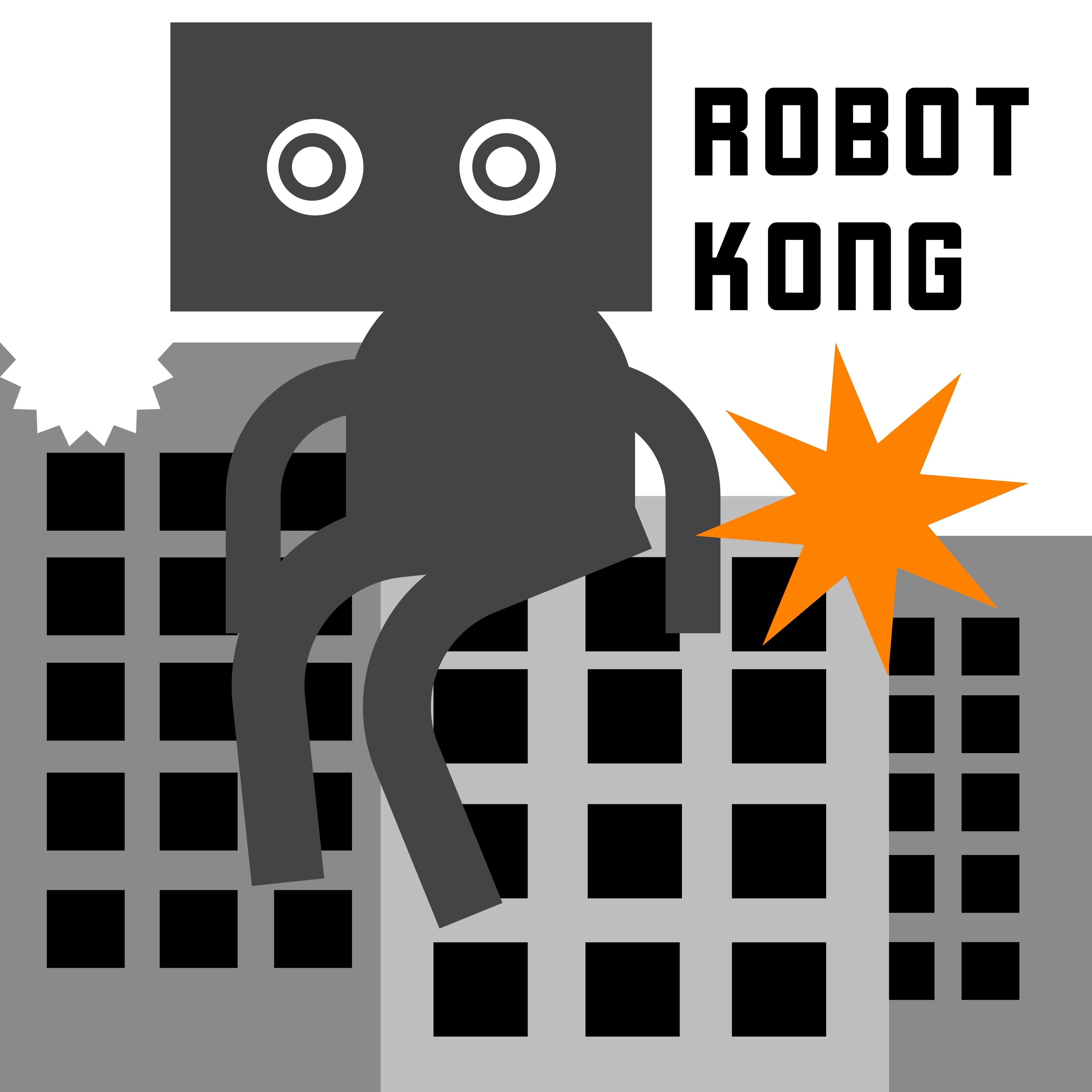 Robot Kong