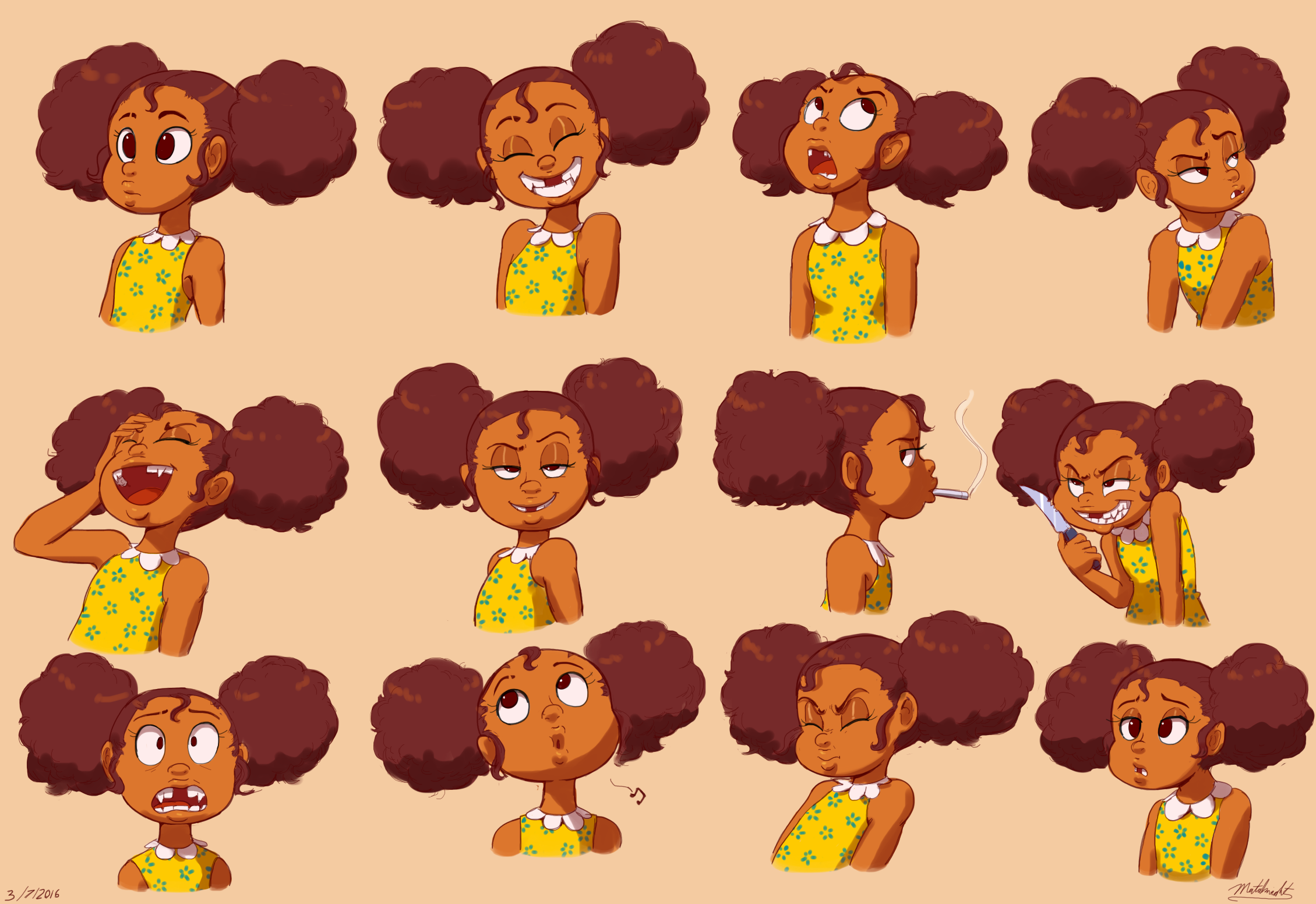 Clementine Expressions