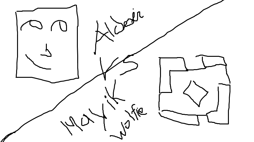 How to Draw in Paint xD (Joke)
