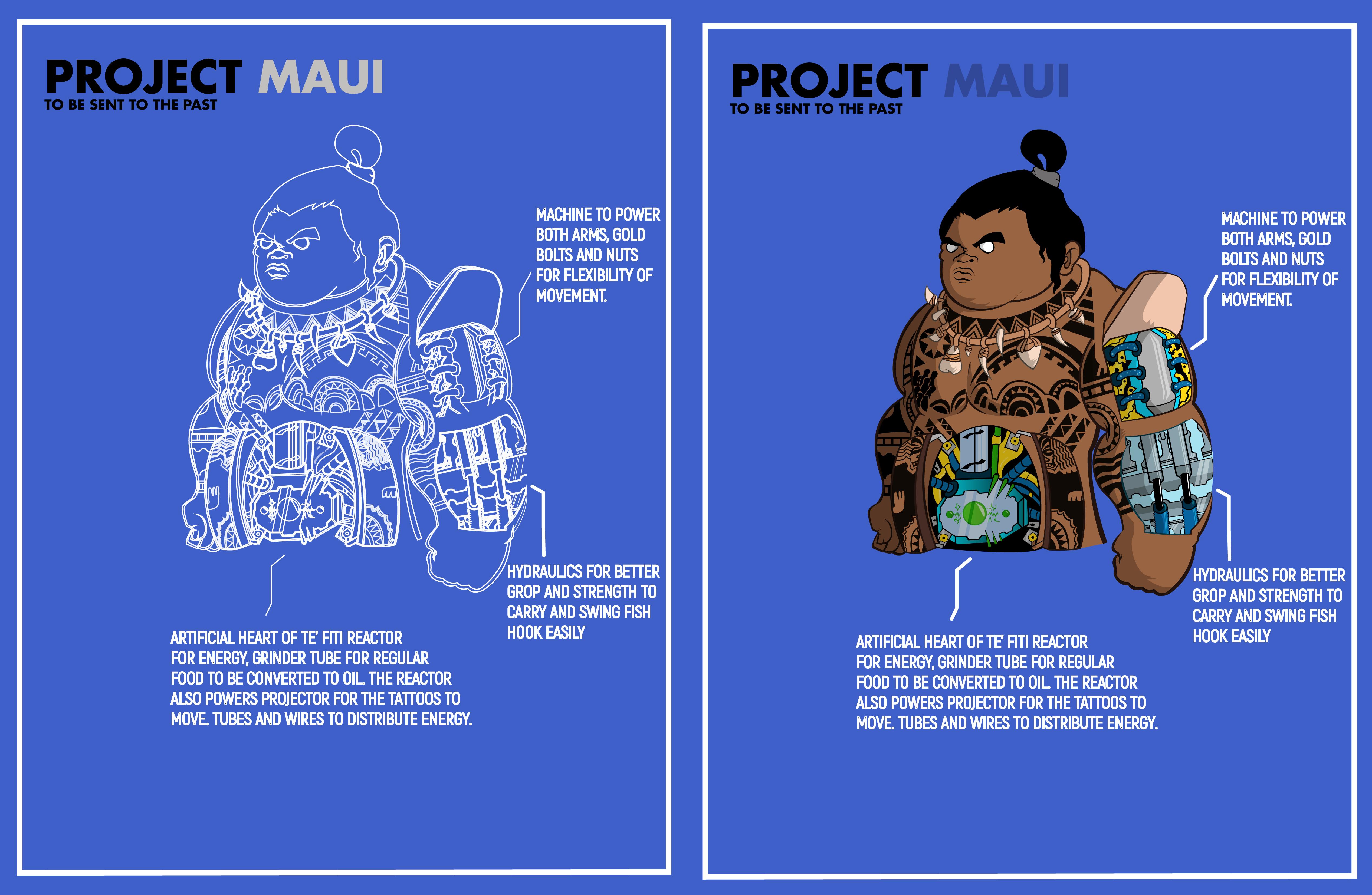 Project Maui