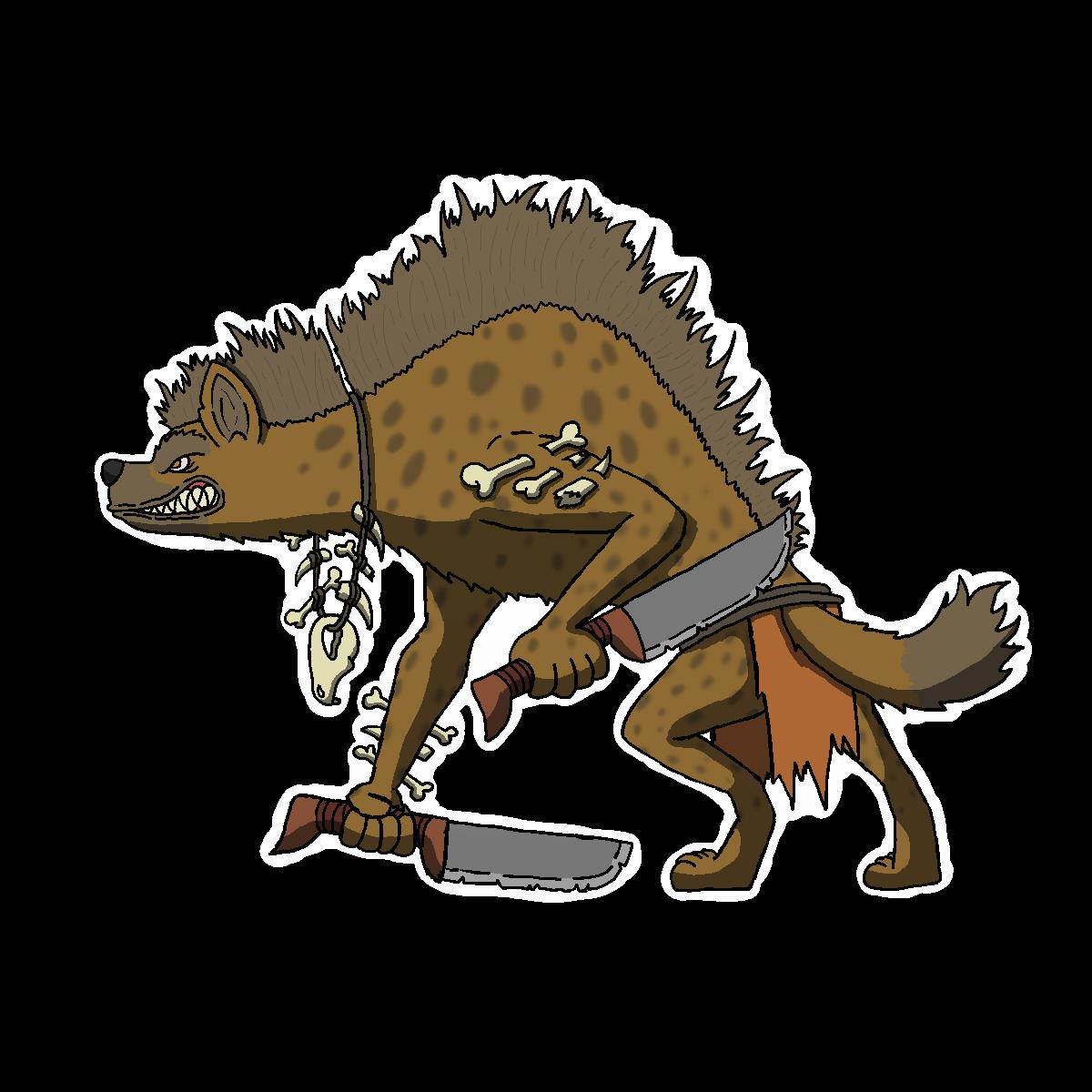 Hyena Savage