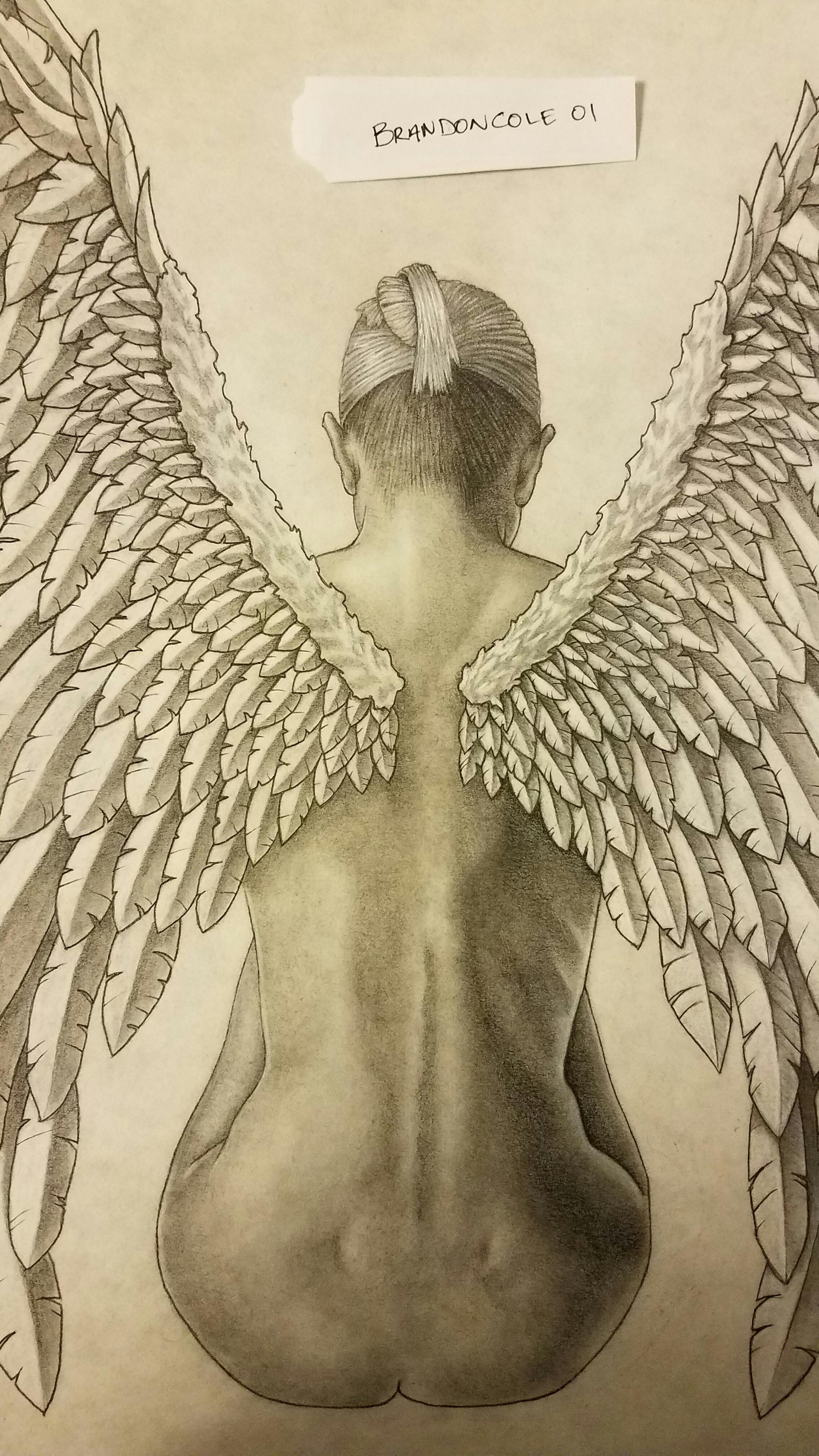 Angel By Brandoncole01 On Newgrounds