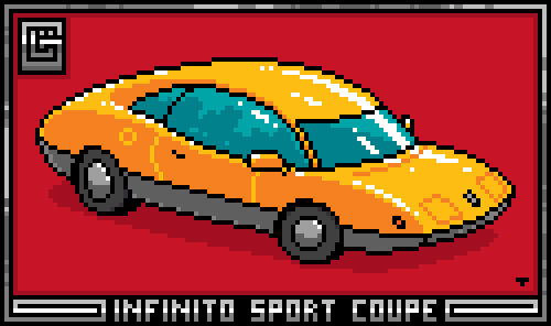 Infinito Sport Coupe