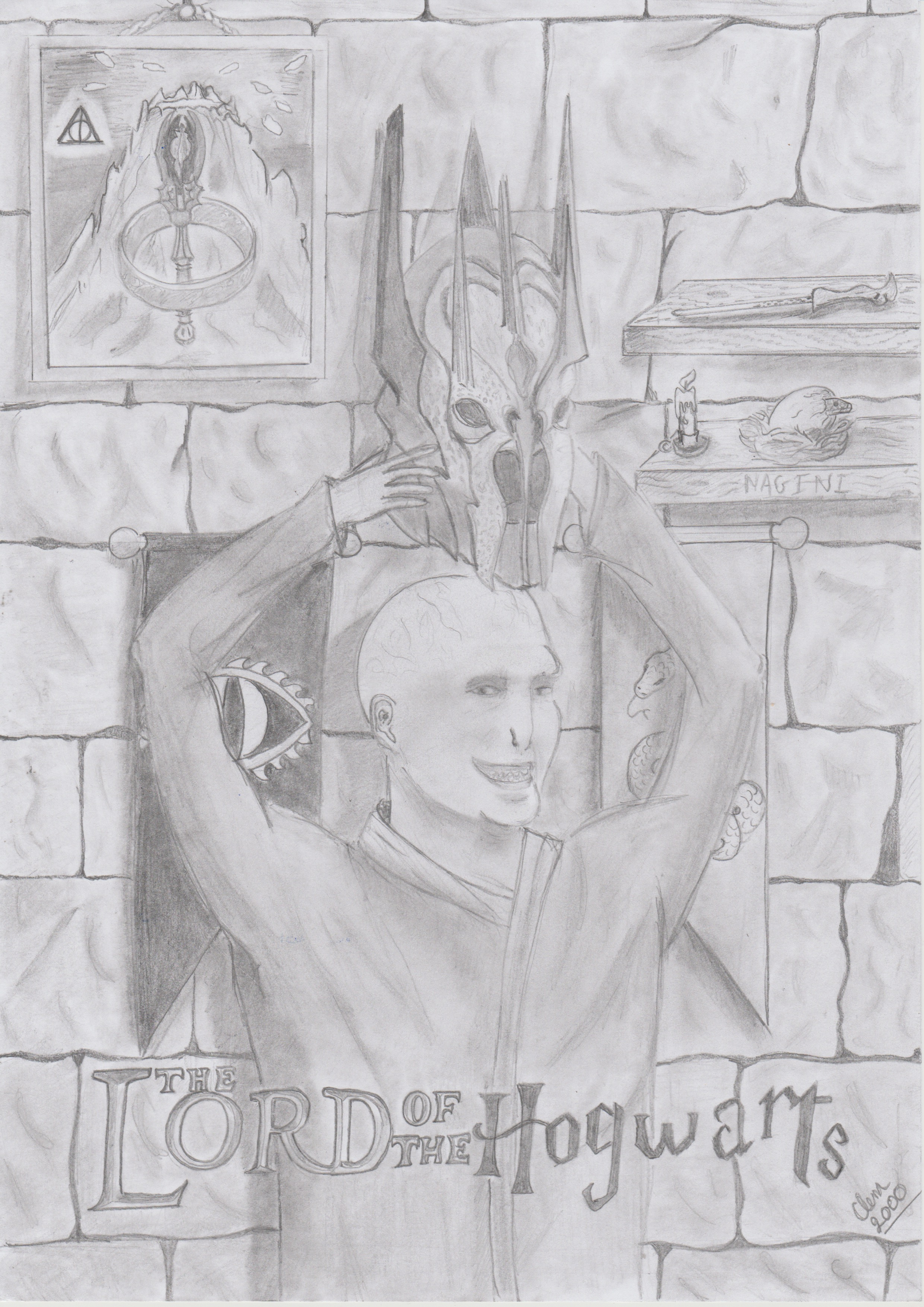 The Lord of the Hogwarts