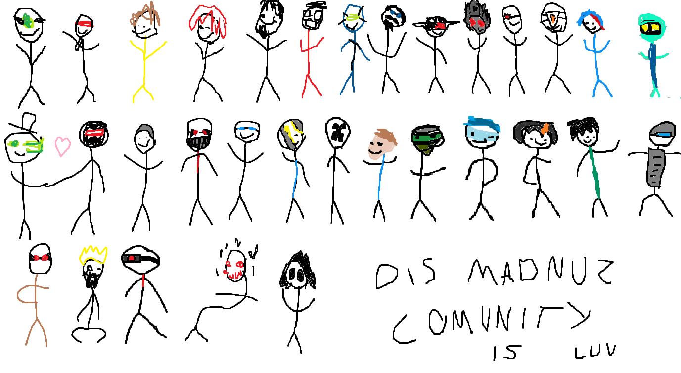 Madnuz komunity