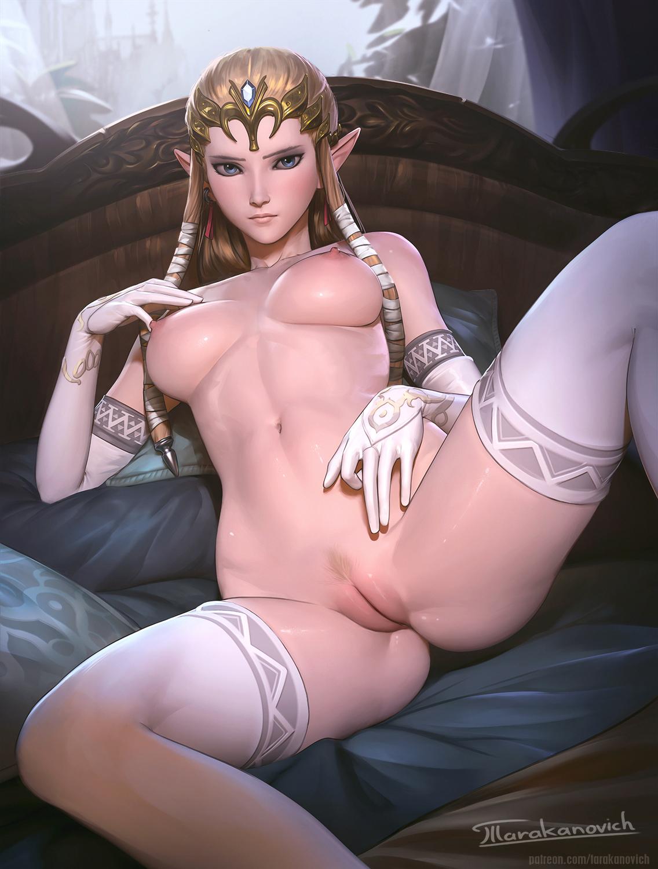 Oh, Zelda!