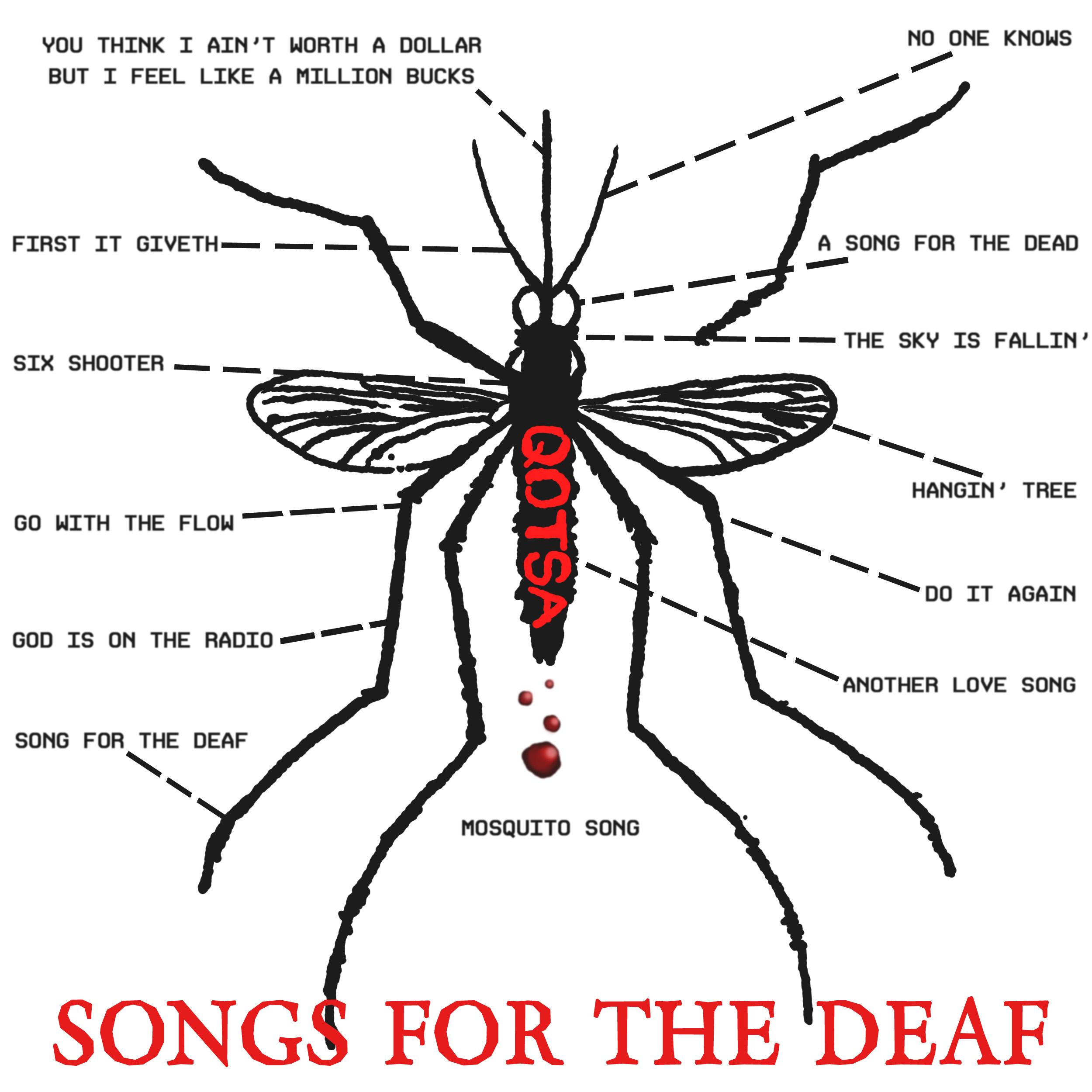 Songs for the Deaf ALT