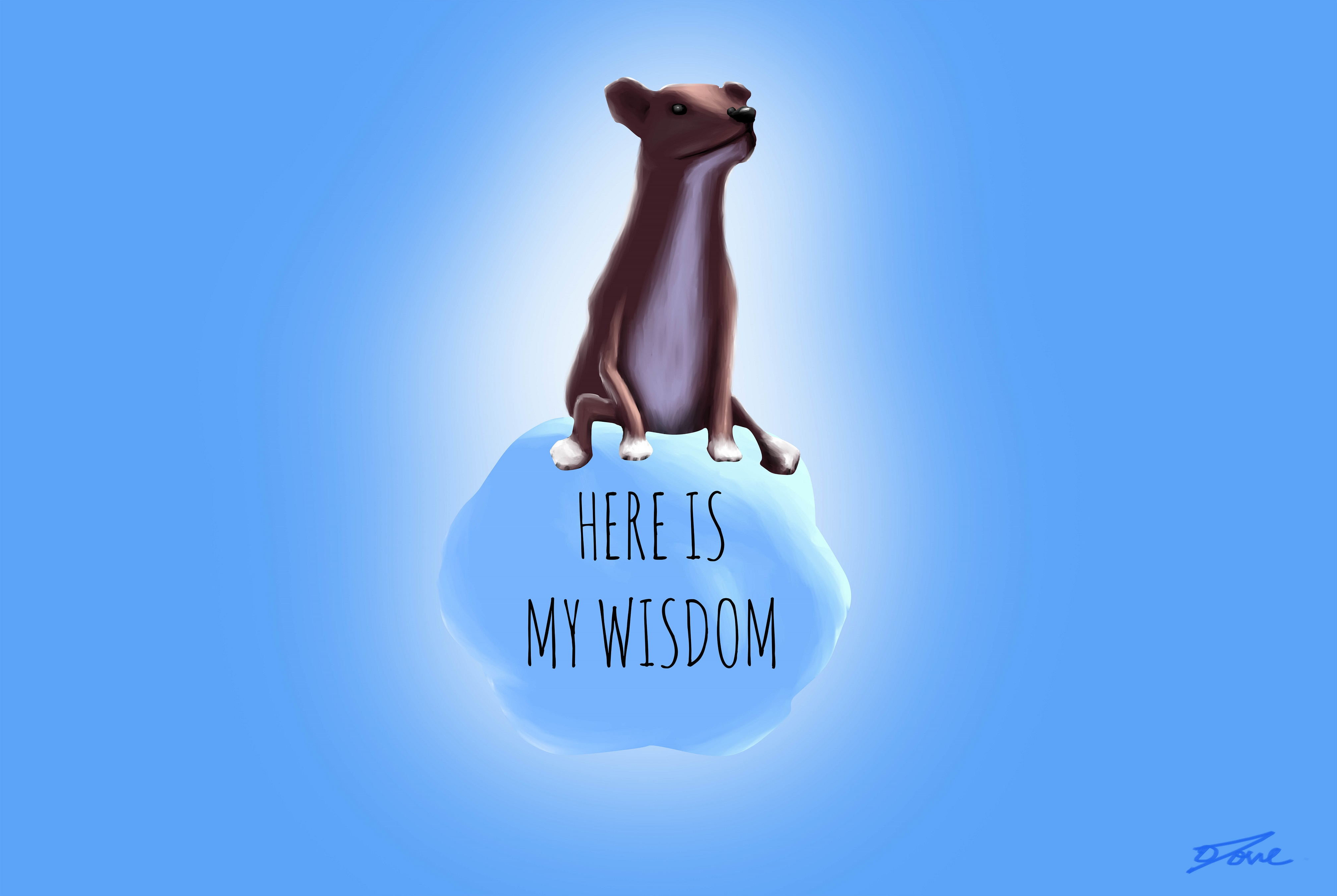 The Dog of Wisdom