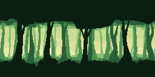 Forest Background (for parallax scrolling!)