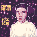 Small Tribute To Carrie Fisher