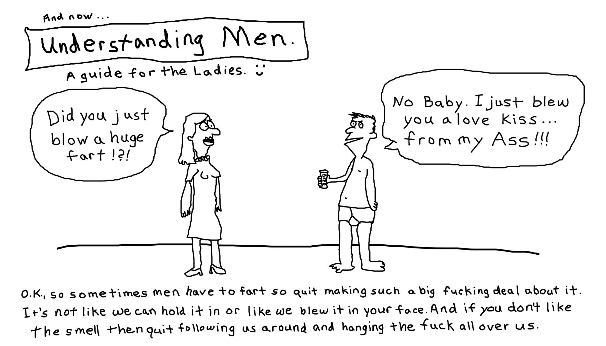 Understanding Men #3