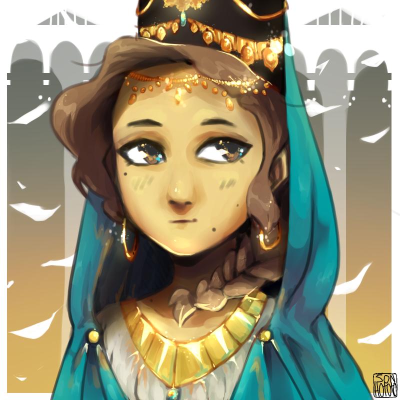 Queen Roshan