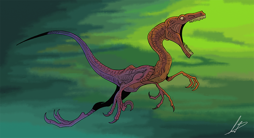 Crazy Raptor