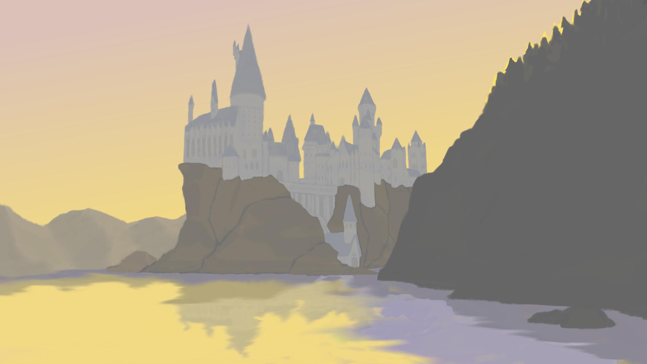 The Gates of Hogwarts (wip)