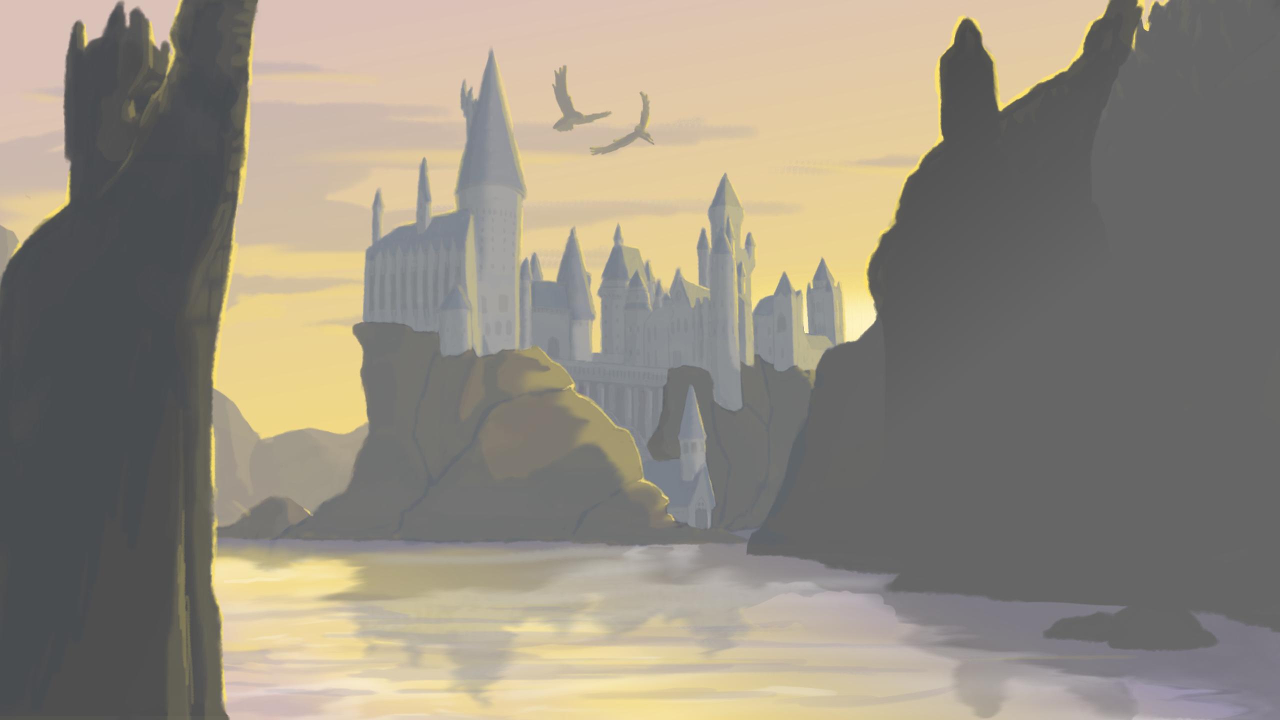 The Gates of Hogwarts