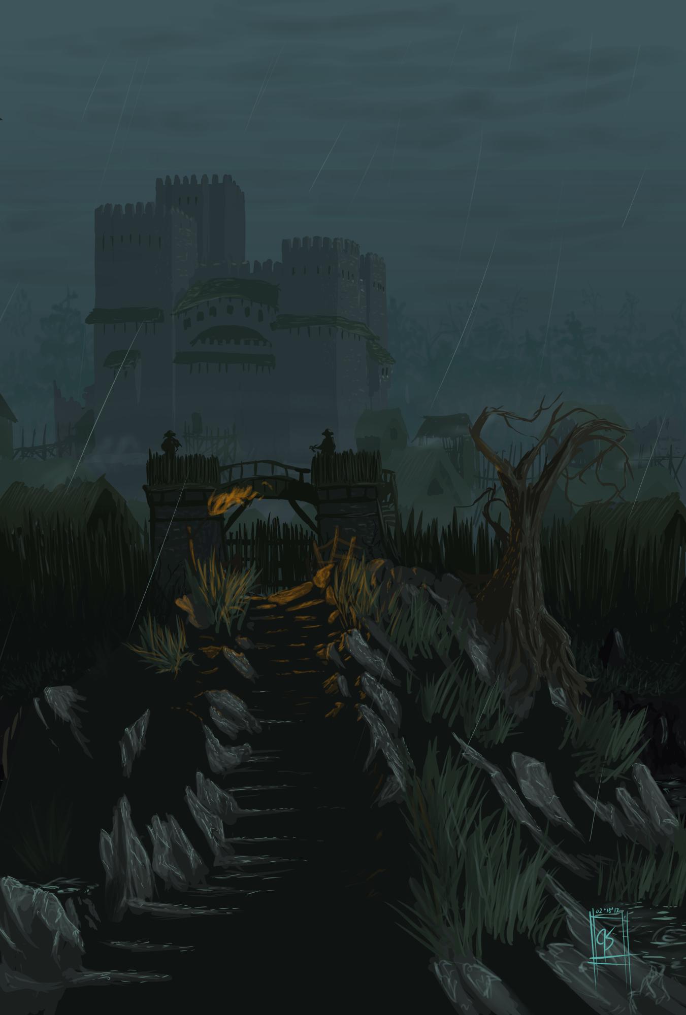 Castle Tripe