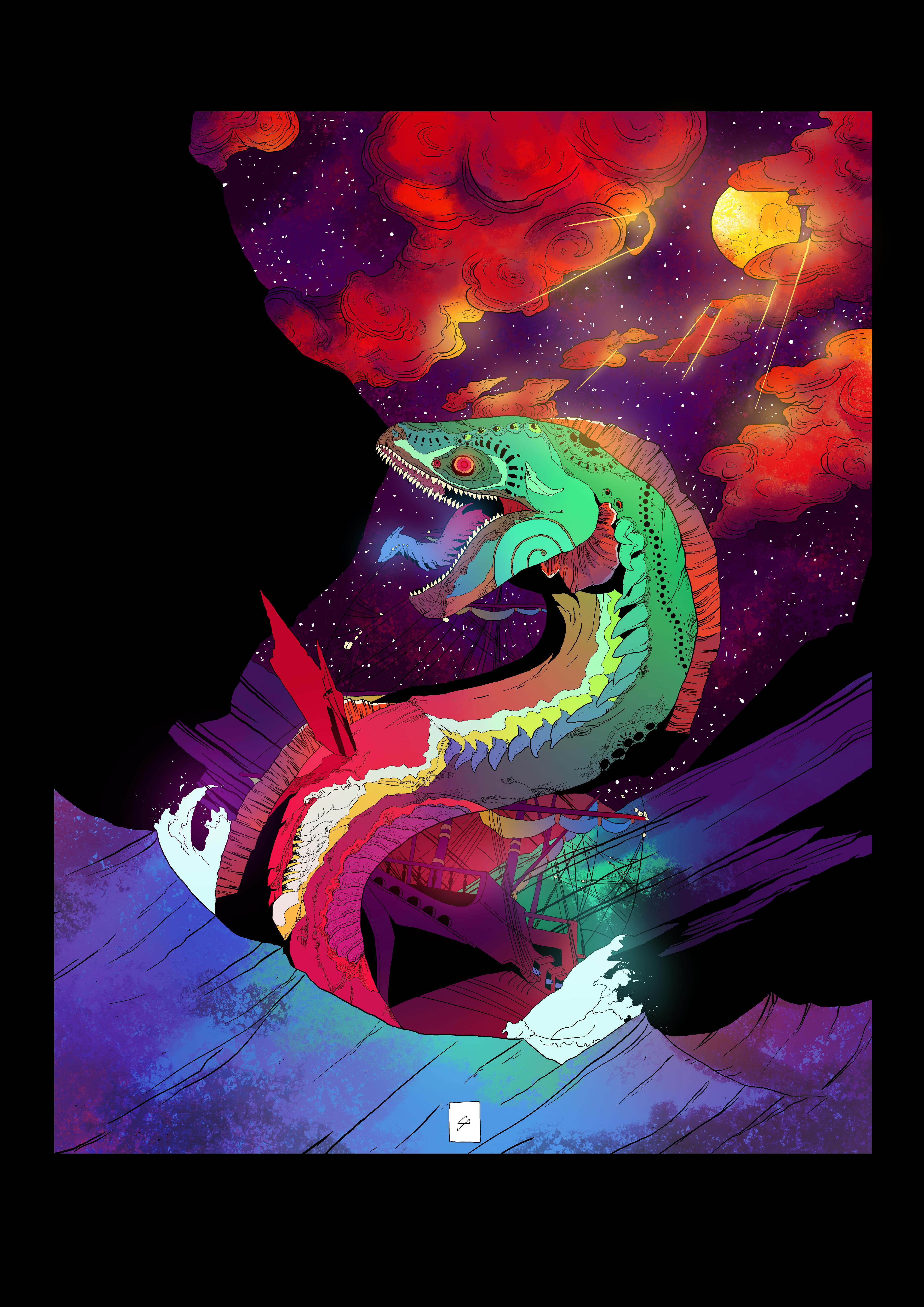 The Doom of the Eel - Part II