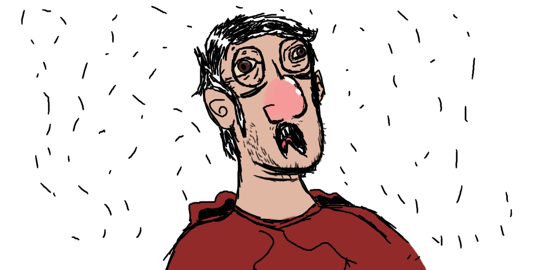 I felt sick so I doodled this up