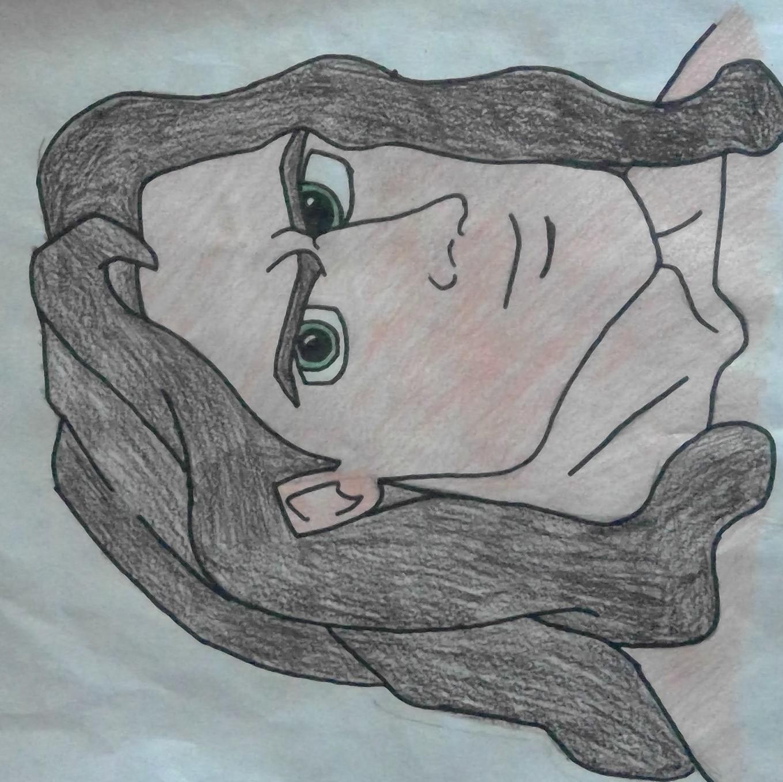Tarzan Drawing
