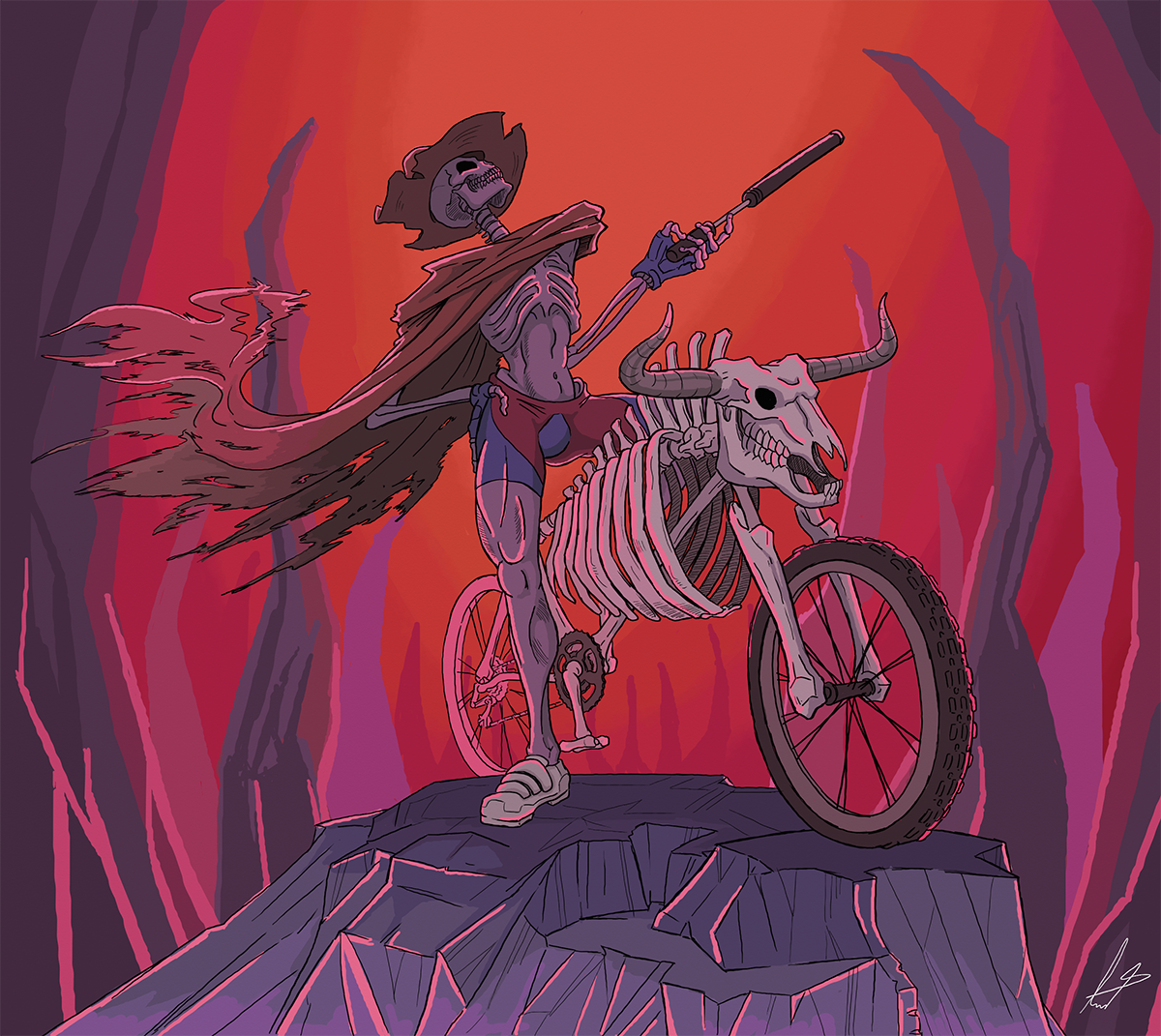 Cowboy from Hell