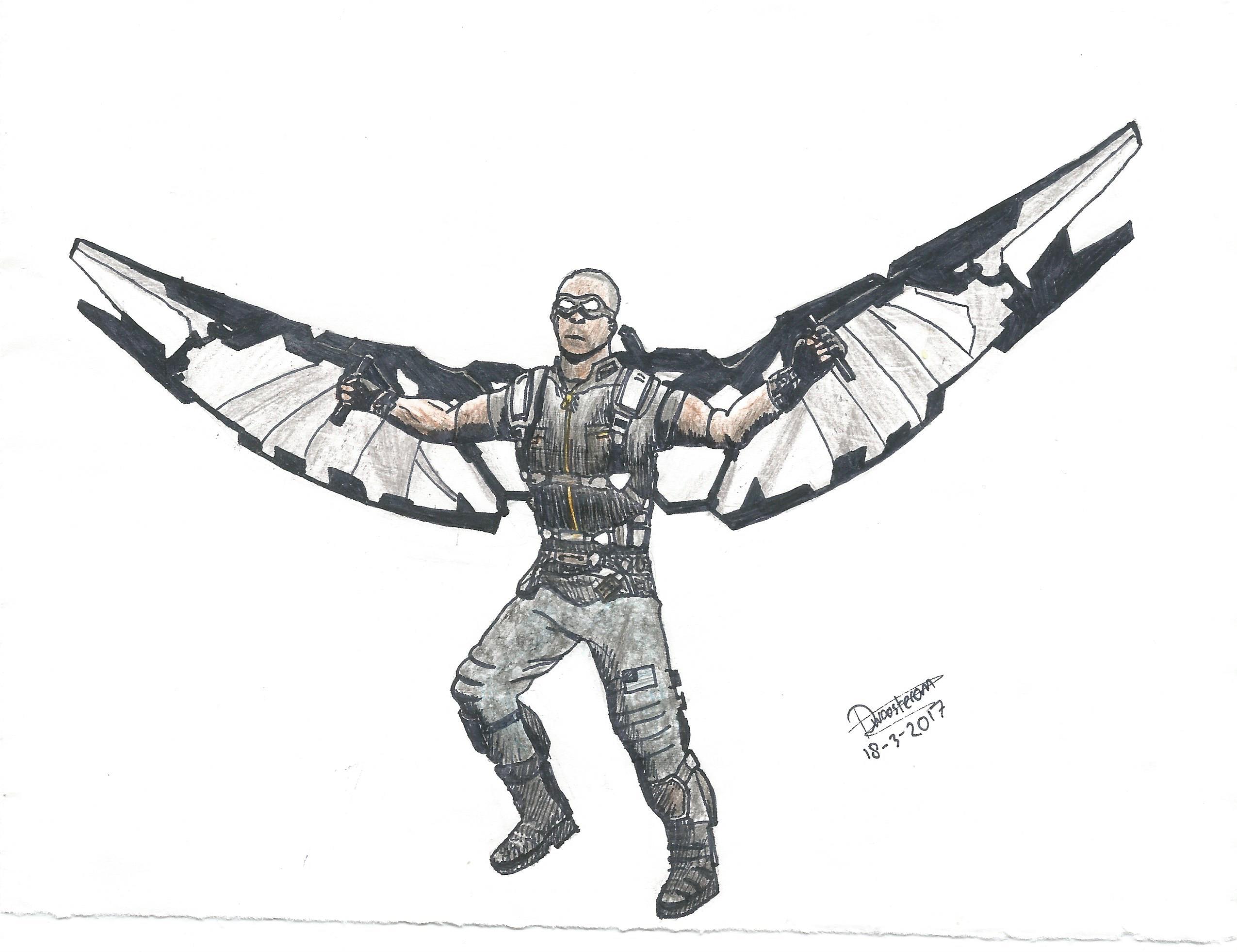 Falcon - Marvel