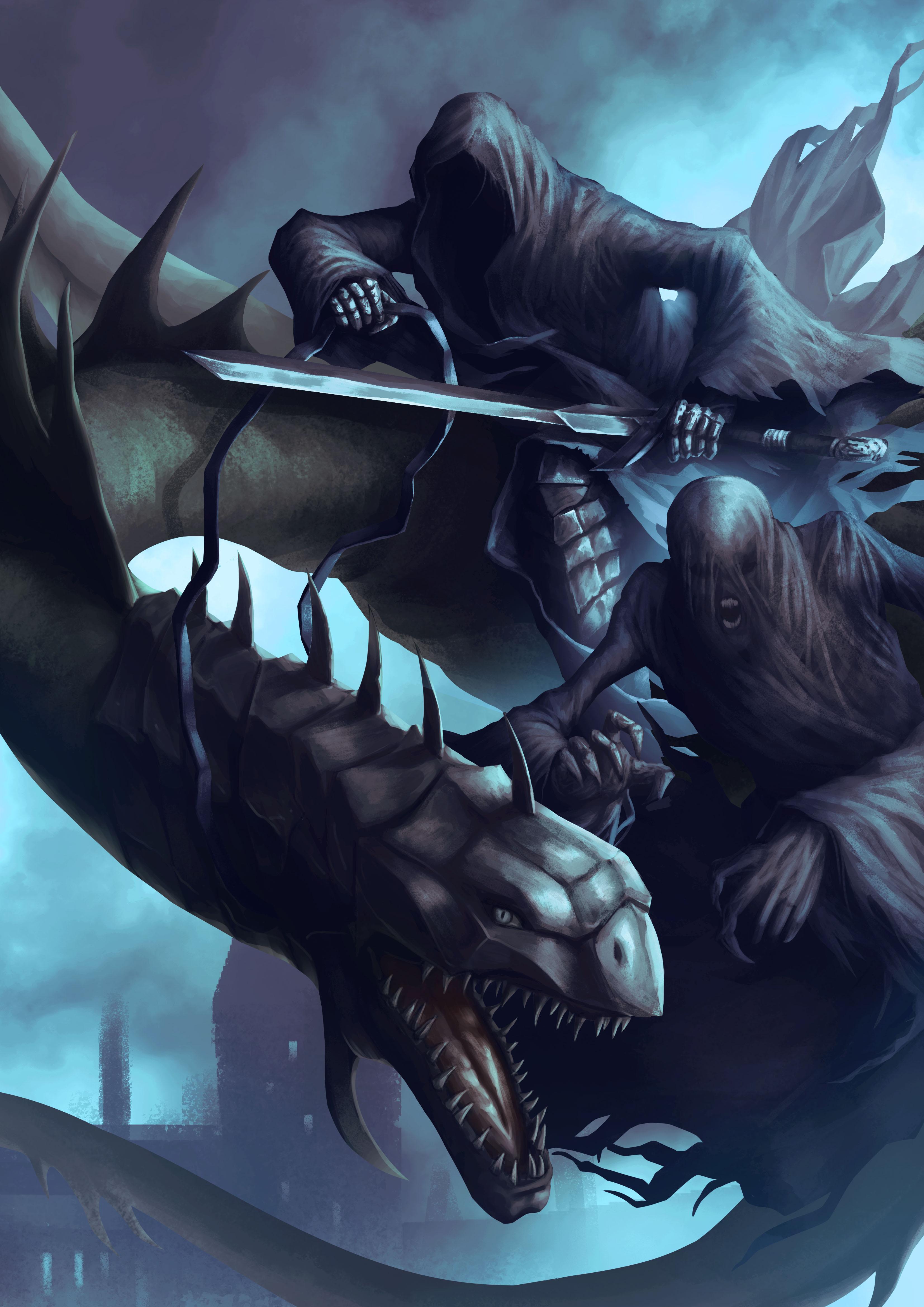 Nazgul and Dementor