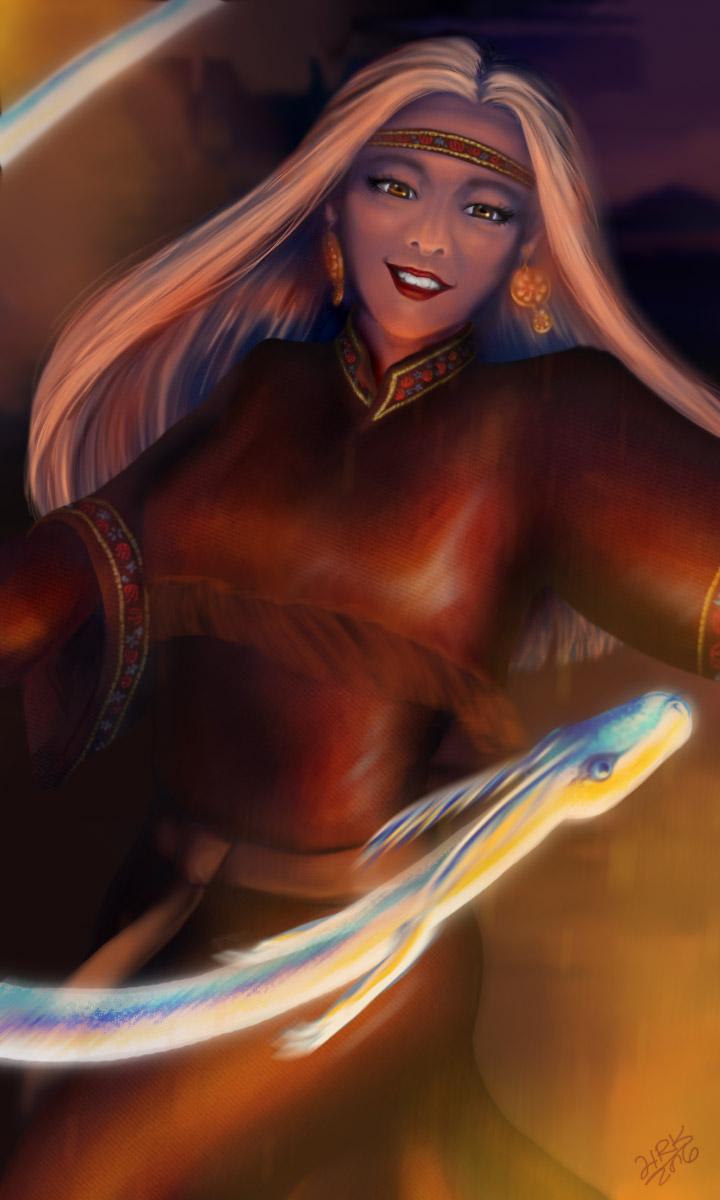Dragon Dancer I