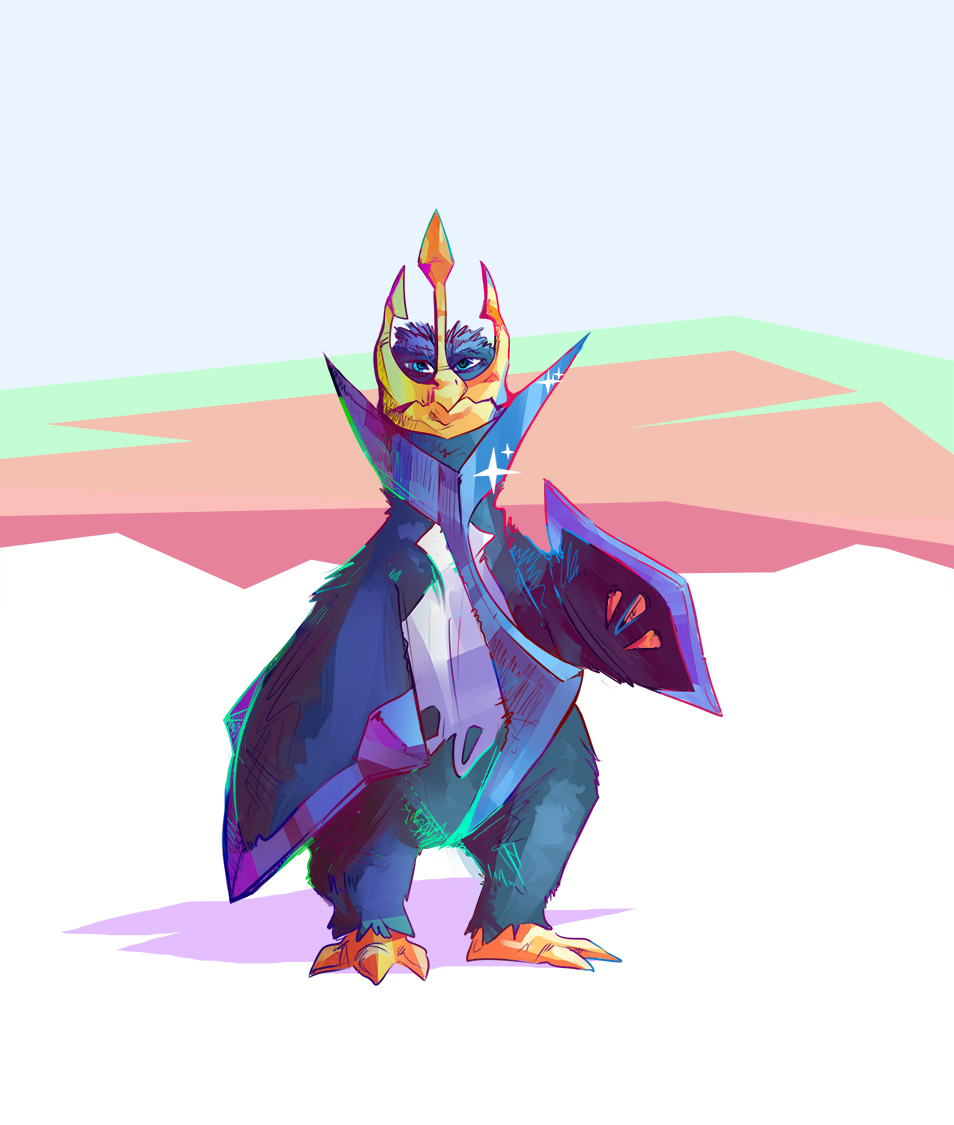 The Emperor Pokemon