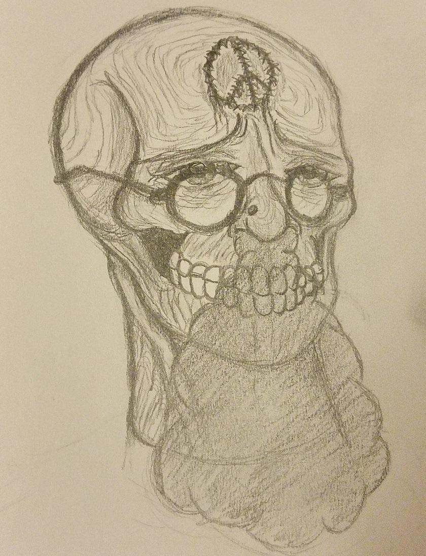 Ghoulish Hippie