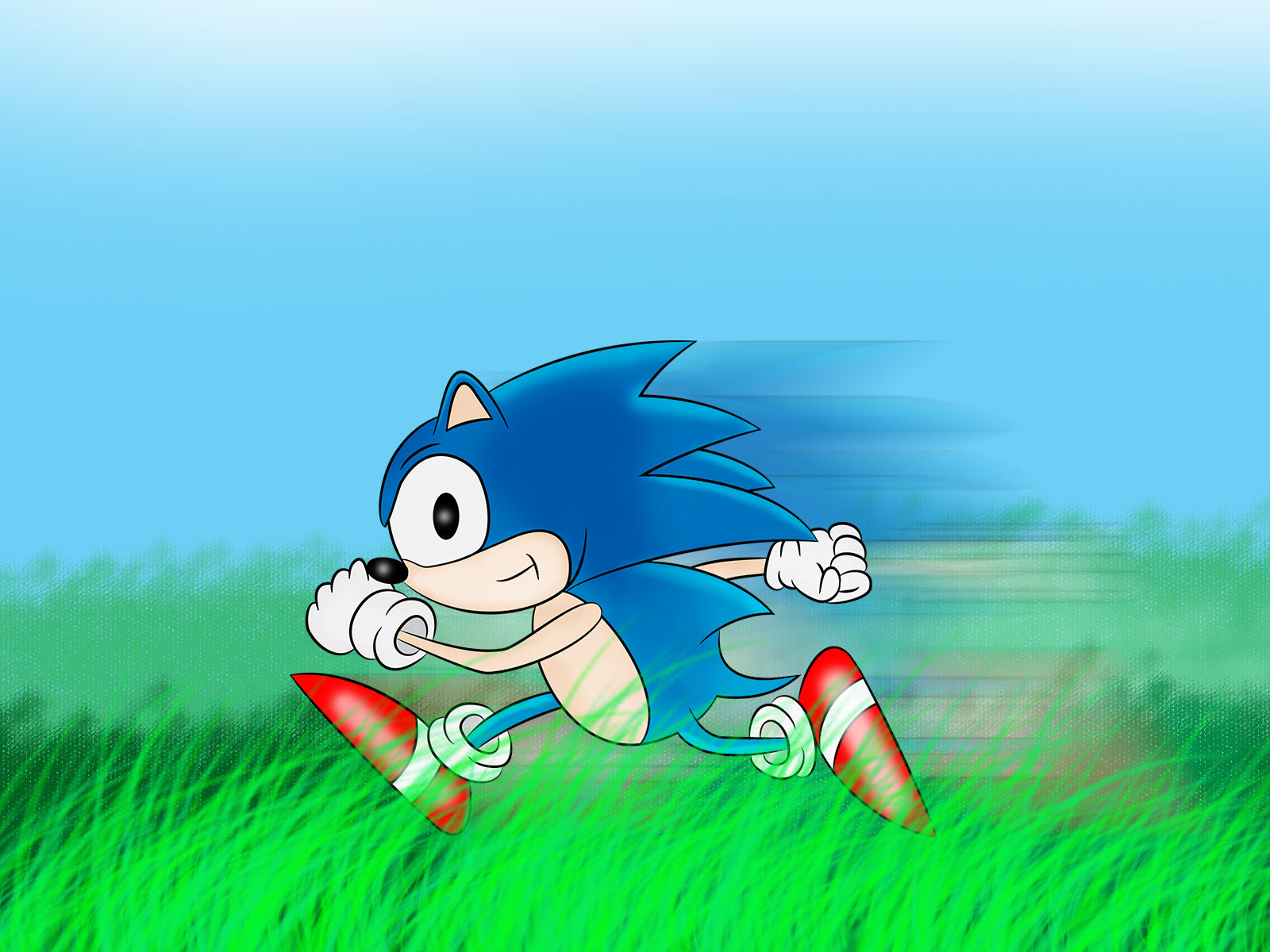 Sonic the Hedghog