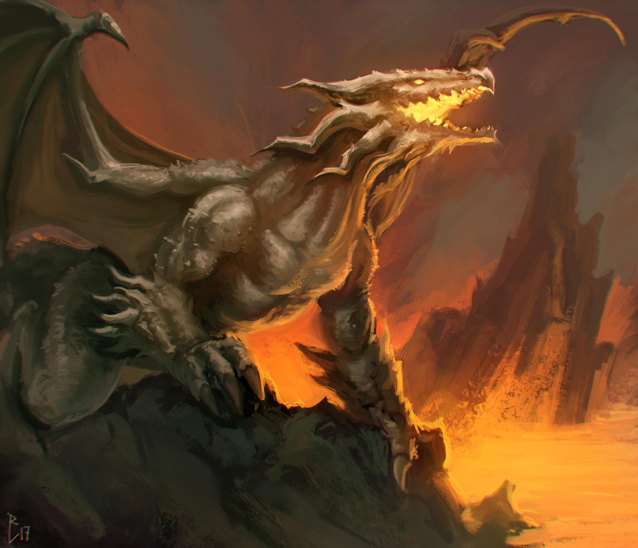 Ancient dragon