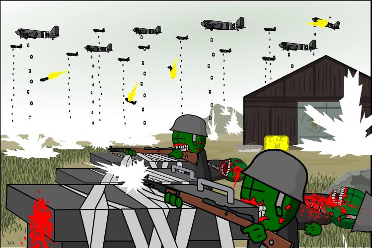War Makes Men Mad