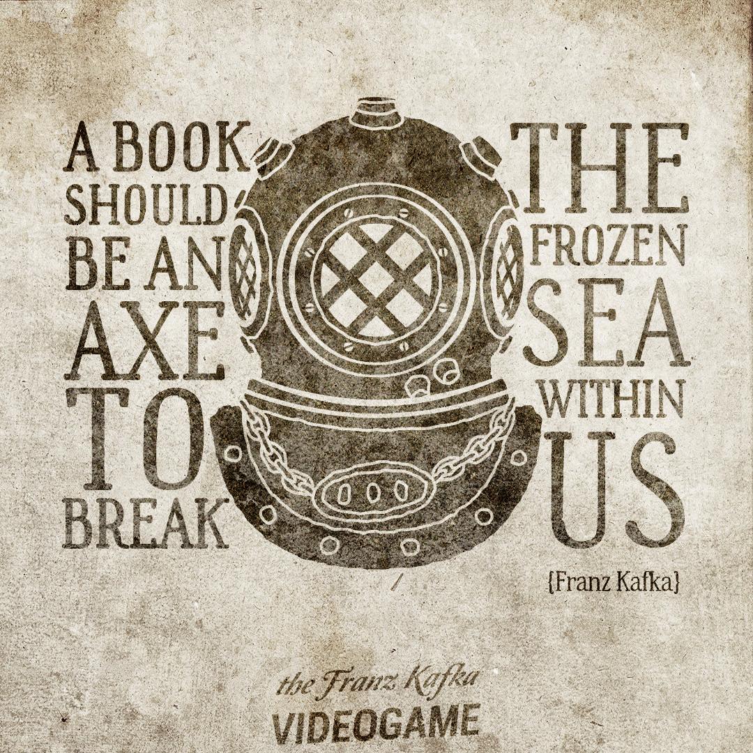 Franz Kafka Videogame - Quote 1
