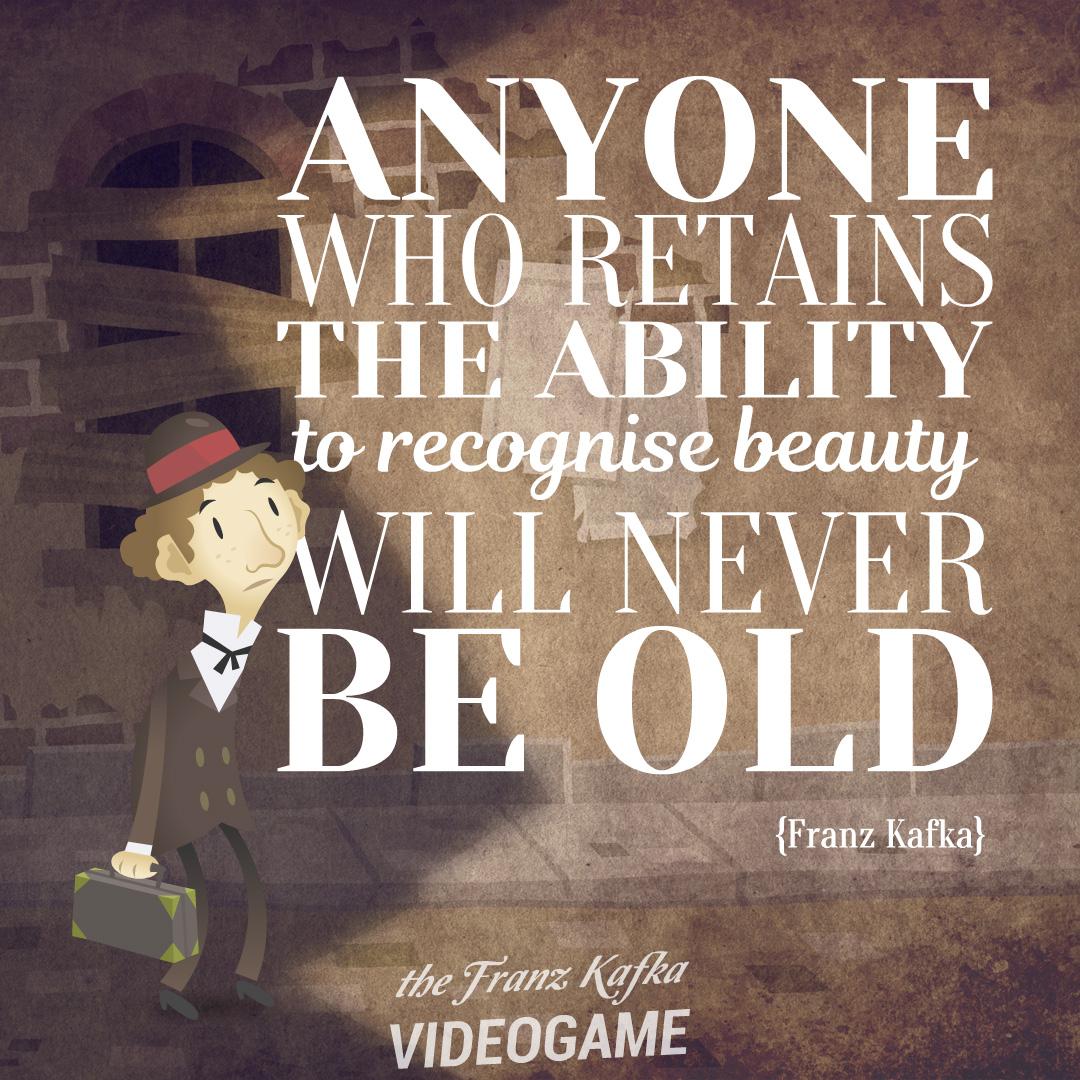 Franz Kafka Videogame - Quote 2